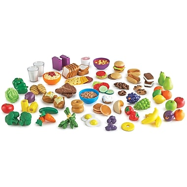Learning Resources New Sprouts® Classroom Play Food Set (LER9723)