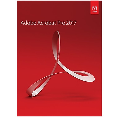 Adobe Acrobat Pro 2017, Mac [Download]