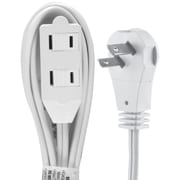 GE Wall Hugger Extension Cord Wall Mounted Outlet