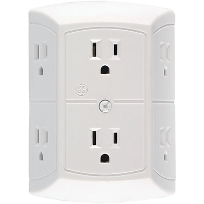 GE Adapter Wall Mounted Outlet
