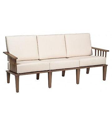 Woodard Van Dyke Sofa w/ Cushions; Fairmount