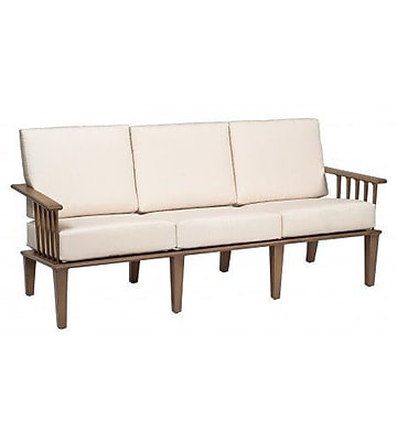 Woodard Van Dyke Sofa w/ Cushions; Summit Spark