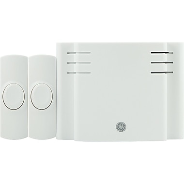 GE Battery Operated 8-Melody Door Chime