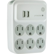 GE Surge Protector Wall Mounted Outlet