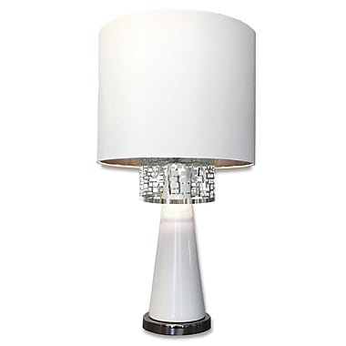 Everly Quinn Sinechra 35'' Table Lamp