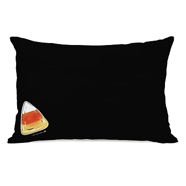 Ivy Bronx Buffum Candy Corn Lumbar Pillow