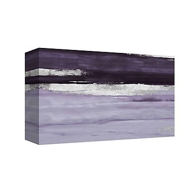Orren Ellis 'Simple Stroke 1' Print on Canvas