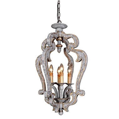 Bramble Co Firenze 4-Light Foyer Pendant