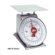 Update International 8'' Dial Analog Portion Control Scale