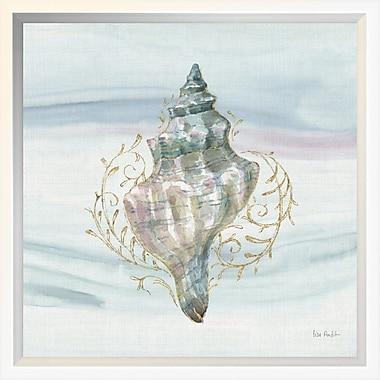 East Urban Home 'Ocean Dream VIII' Framed Print; 12'' H x 12'' W