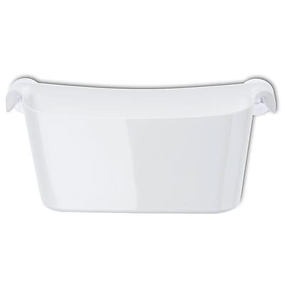 Rebrilliant Organizer Solid Shower Caddy; White