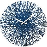 Brayden Studio Younts Silk Solid Deep 17.6'' Wall Clock