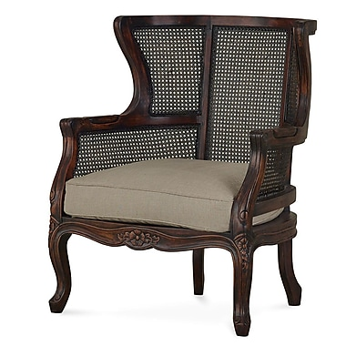 Bramble Co Provence Queen Low Club Chair