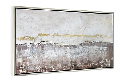 17 Stories 'Through the Mist' Framed Painting