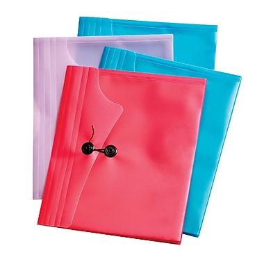 Pendaflex® - Chemise expansible Colour Wave, format lettre, ouverture latérale (84289)