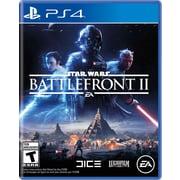 Jeu Star Wars Battlefront II pour PS4
