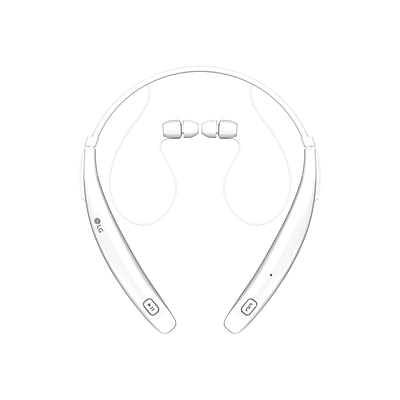 LG Tone Pro HBS-770 Bluetooth Headset, White