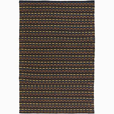 Longshore Tides Eastweald Stripe Rug; Rectangle 7'9'' x 10'6''