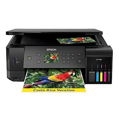 Epson® Expression Premium ET-7700 EcoTank All-In-One Printer (C11CG15201)