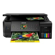 Epson® Expression Premium ET-7700 EcoTank All-In-One Printer (C11CG15201)