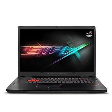 Asus GL702VI-WB74 17.3-inch Notebook, 2.8 GHz Intel Core i7-7700HQ, 1 TB HDD + 256 GB SSD, 16 GB DDR4, Windows 10 (64bit)