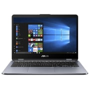 Asus - Portatif TP410UA-DB71T 14 po écran tactile, Intel Core i7-7500U 2,7 GHz, DD 1 To, DDR4 8 Go, Windows 10 (64bits)