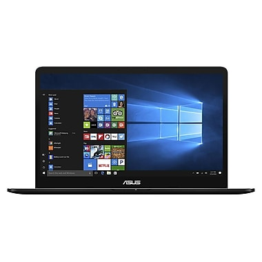 Asus - Portatif UX550VE-DB71T 15,6 po écran tactile, Intel Core i7-7700HQ 2,8 GHz, DD 1 To, DDR4 16 Go, Windows 10 (64bits)