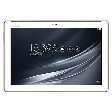 Asus - Tablette ZenPad 10 Z301MF-A2-WH 10,1 po, MediaTek MT8163A, eMMC 16 Go, LPDDR3L 2 Go, Android 7.0, noir
