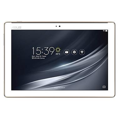 Asus ZenPad 10 Z301M-A2-WH 10.1-inch Tablet, MediaTek MT8163B, 16 GB eMMC, 2 GB LPDDR3L, Android 7.0, White