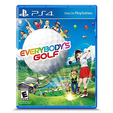 Siea Cad – Jeu Everybody's Golf pour PS4