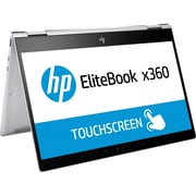 "HP EliteBook x360 1020 G2 12.5"" Touchscreen LCD 2 in 1 Notebook, Intel Core i5 (7th Gen) i5-7200U Dual-core (2UN95UT#ABA)"