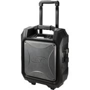 iLive ISB657B Speaker System, Wireless Speaker(s), Portable, Battery Rechargeable, Black (ISB657B)