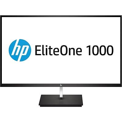 HP EliteOne 1000 G1 All-in-One Computer, Intel Core i5-7500 3.40 GHz, 8 GB DDR4 SDRAM, 256 GB SSD