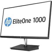 HP EliteOne 1000 G1 All-in-One Computer, Intel Core i5 (7th Gen) i5-7500 3.40 GHz, 8 GB DDR4 SDRAM, 256 GB SSD (2TF54UT#ABA)