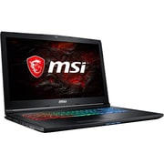 "MSI GP72MVRX Leopard Pro-677 17.3"" LCD Notebook, Intel Core i7 i7-7700HQ Quad-core 2.80 GHz, 16 GB DDR4 SDRAM, 512 GB SSD"