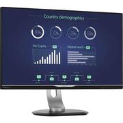 """Philips Brilliance 258B6QUEB 25"""" LED LCD Monitor, 16:9, 5 ms (258B6QUEB)"""