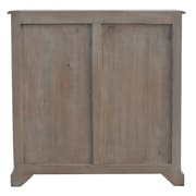 One Allium Way Ghislaine Sideboard w/ Antiqued Mirror