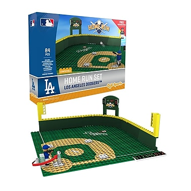 OYO Sportstoys Home Run Set: Los Angeles Dodgers, (OYOBHRSLAD)
