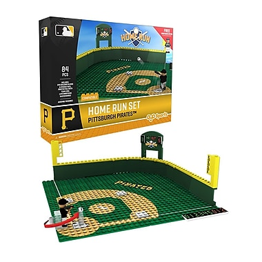 OYO Sportstoys Home Run Set: Pittsburgh Pirates, (OYOBHRSPIPI)