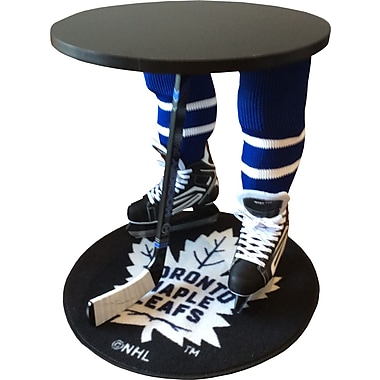 Team Tables Toronto Hockey Accent Table, Officially Licensed 27
