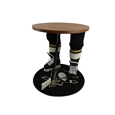 Team Tables Pittsburgh Accent Table, Officially Licensed 27
