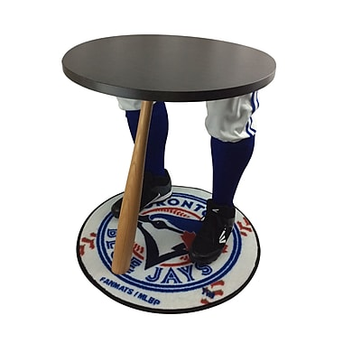Team Tables Toronto Baseball Accent Table, Officially Licensed 27