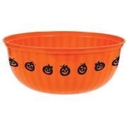 Amscan Halloween Jack-O'-Lantern Bowl (Set of 5)
