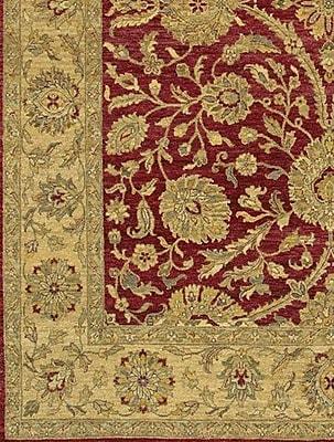 Astoria Grand Zambrano Wool Area Rug; Rectangle 8' x 10'