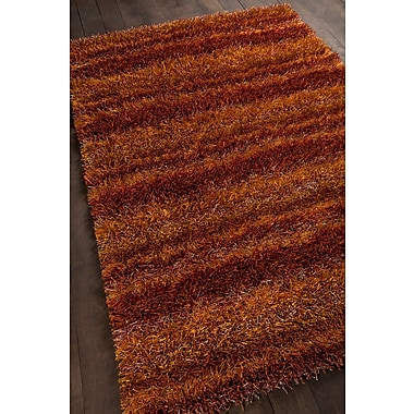 Corrigan Studio Dorothy Red Area Rug; 9' x 13'