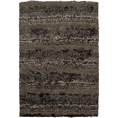 Foundry Select Altitude Olive Area Rug; 5' x 7'6''