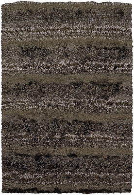 Foundry Select Altitude Olive Area Rug; 7'9'' x 10'6''
