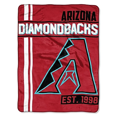 Northwest Co. MLB Diamondbacks Walk Off Micro Throw