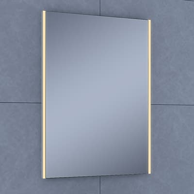 Magitec LED Accent Mirror; 27.6'' H x 19.7'' W x 1.25'' D