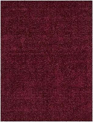 Rosdorf Park Nika Red Rug; Rectangle 7'9'' x 10'6''